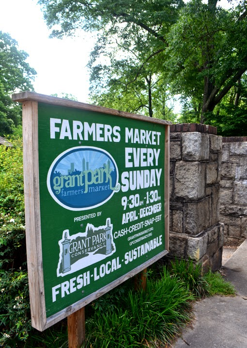 Grant Park Farmers Market