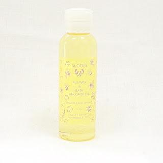 mummy and baby massage oil