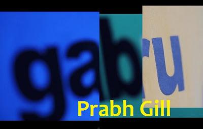Prabh Gill - Gabru Lyrics