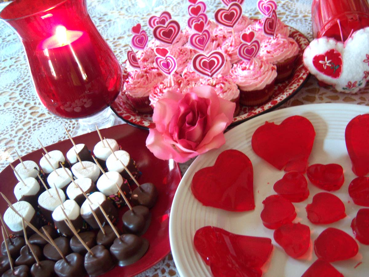 shoregirl 39 s creations valentines day food ForValentines Day Party Foods