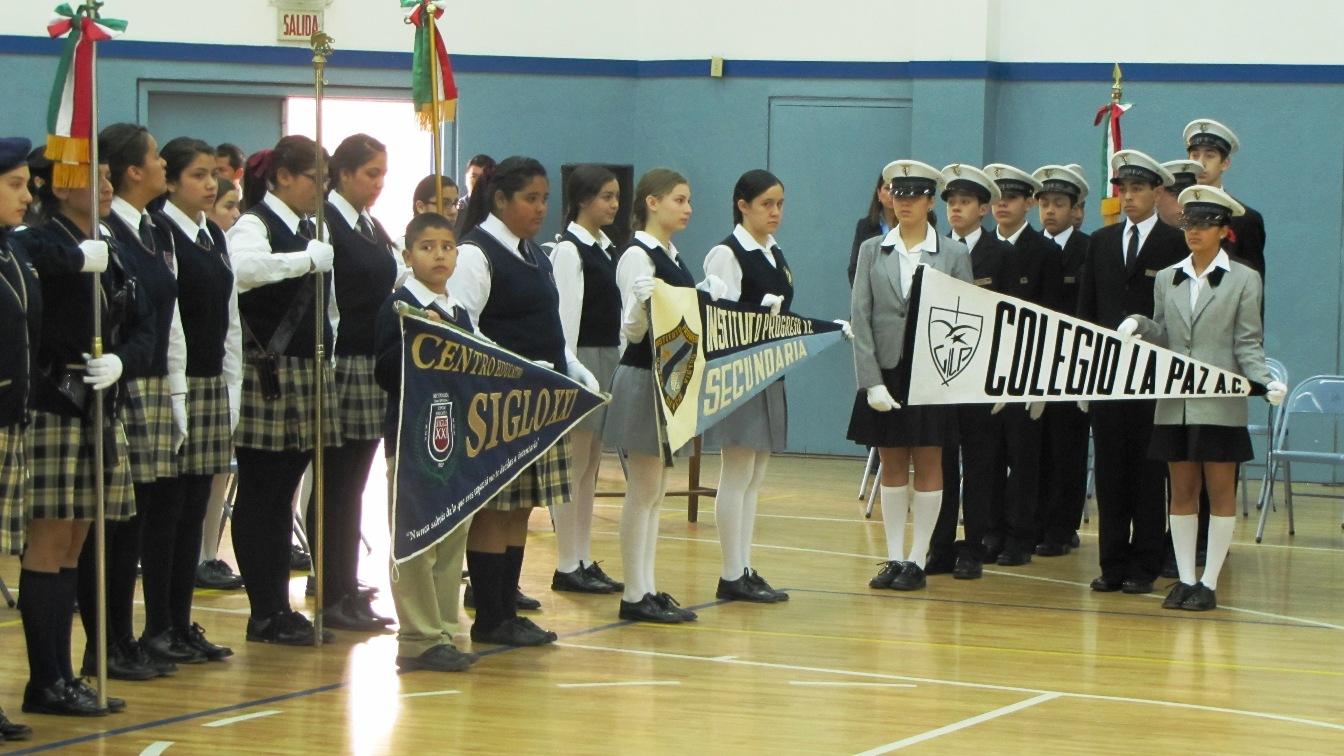 Educaci n bc realizan secundarias generales y for Cafetin colegio las colinas