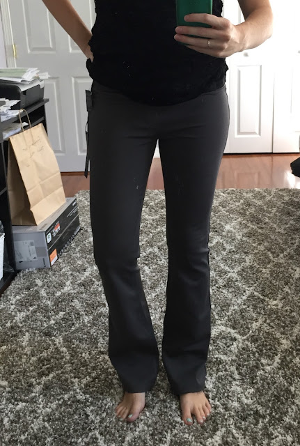 Liverpool - Jordyn Bootcut Pant - Maternity Stitch Fix Review