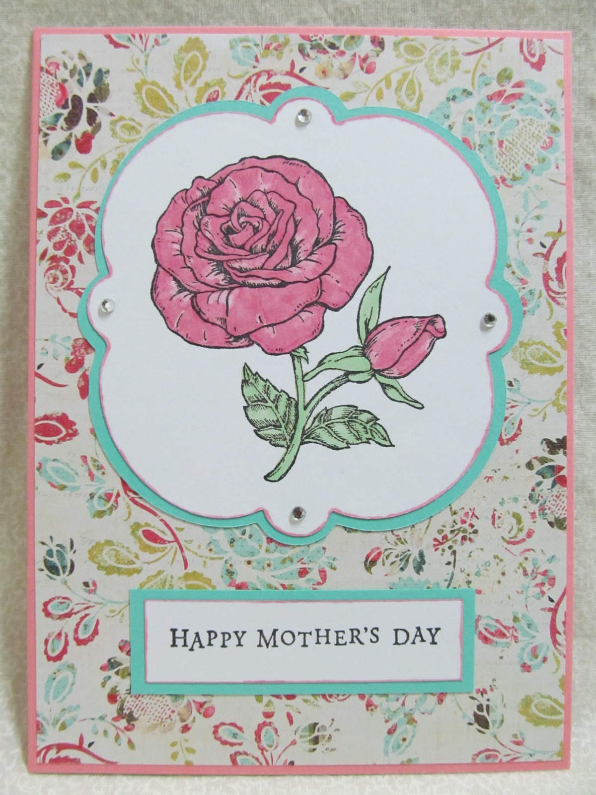 handmade mothers day cards for wife wwwimgkidcom the