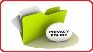 Privacy Policy Page for blog
