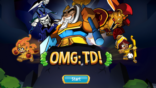 OMG TD! MOD APK v1.0.7 (Unlimited Money)