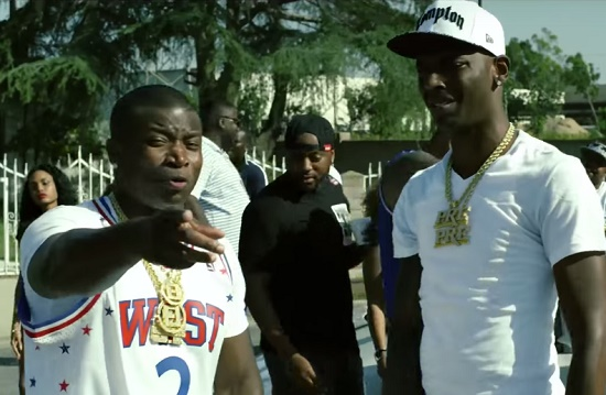O.T. Genasis - Cut It (Feat. Young Dolph) [Vídeo]