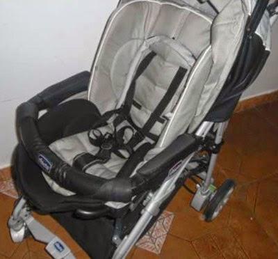 Silla de paseo bebé Chicco Barcelona