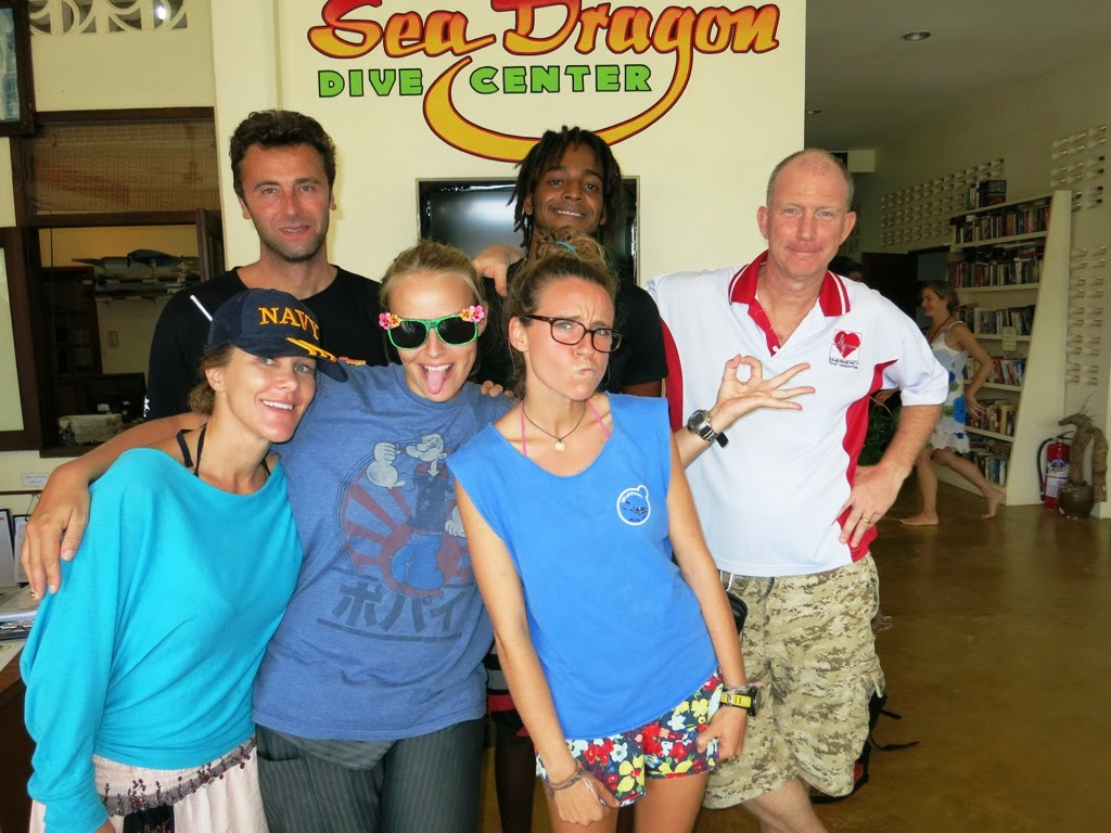 EFRI Course November 2013 in Khao Lak, Thailand