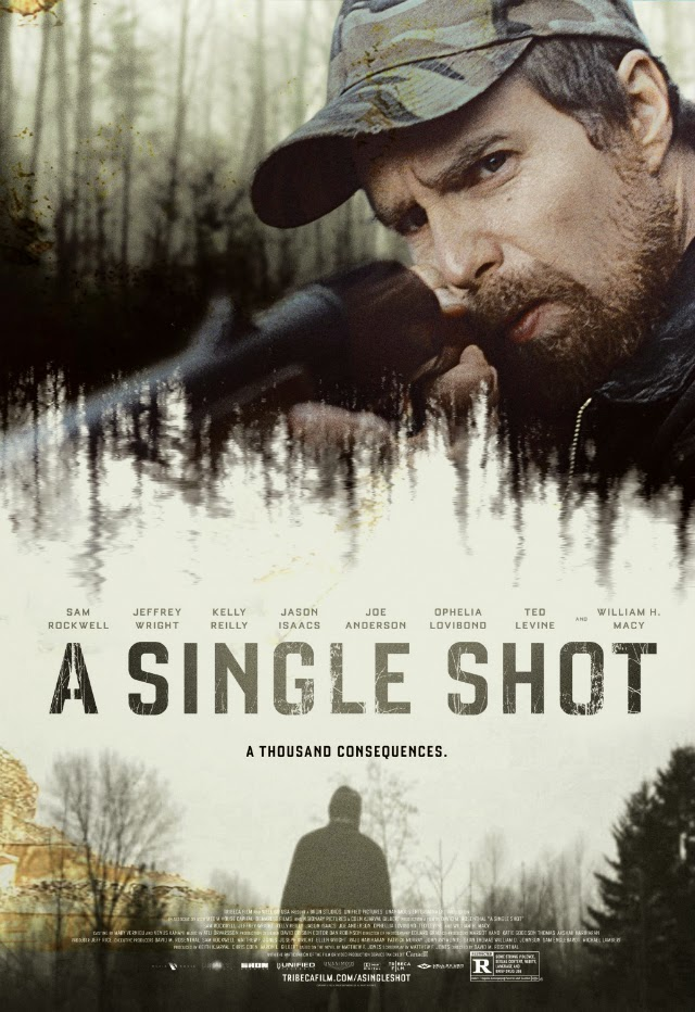 La película A Single Shot ( Un solo disparo )