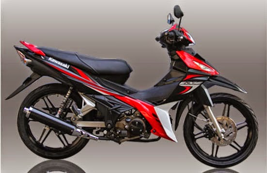 Kawasaki EDGE VR Red