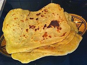 Recette des galettes tunisiennes