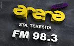 Frecuencia Arena 98.3 MHz