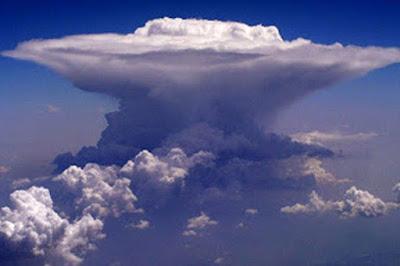 Al-Quran Bicara tentang Awan Cumulonimbus