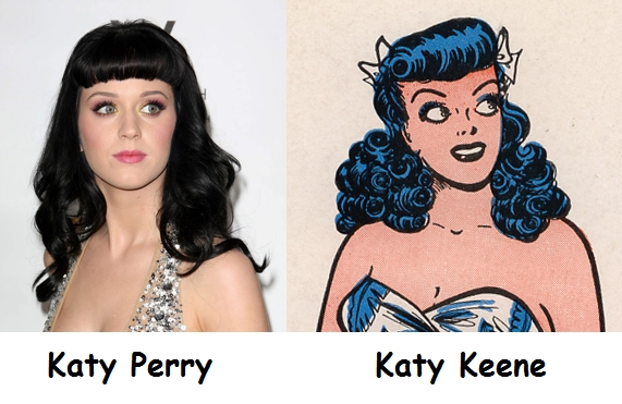 Katy Perry Katy Keene