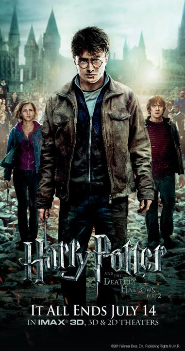 NOW SHOWING: Harry Potter and the Deathly Hallows Part 2