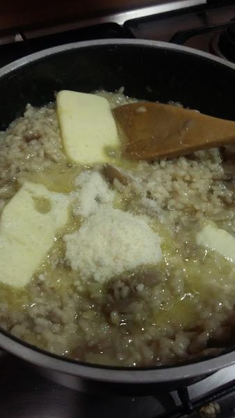 Chill decoraci n recetas risotto con setas for Setas decoracion