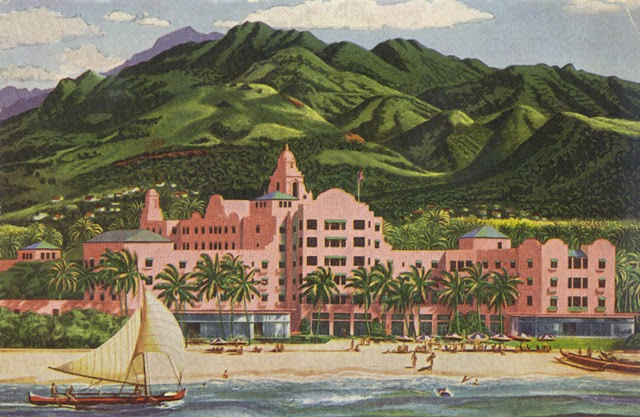Old Fashioned Photos Of Hawaii Mountains