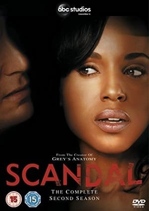 Série Scandal - 2ª Temporada 2012 Torrent
