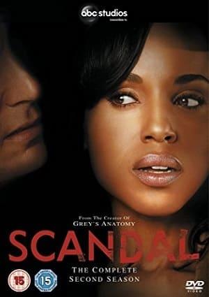 Série Scandal - 2ª Temporada 2012 Torrent