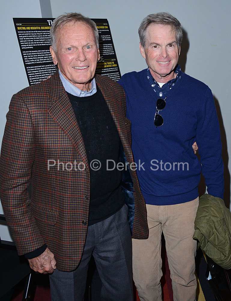 In the News: Tab Hunter appears at Village East Cinema for ... Tab Hunter Partner