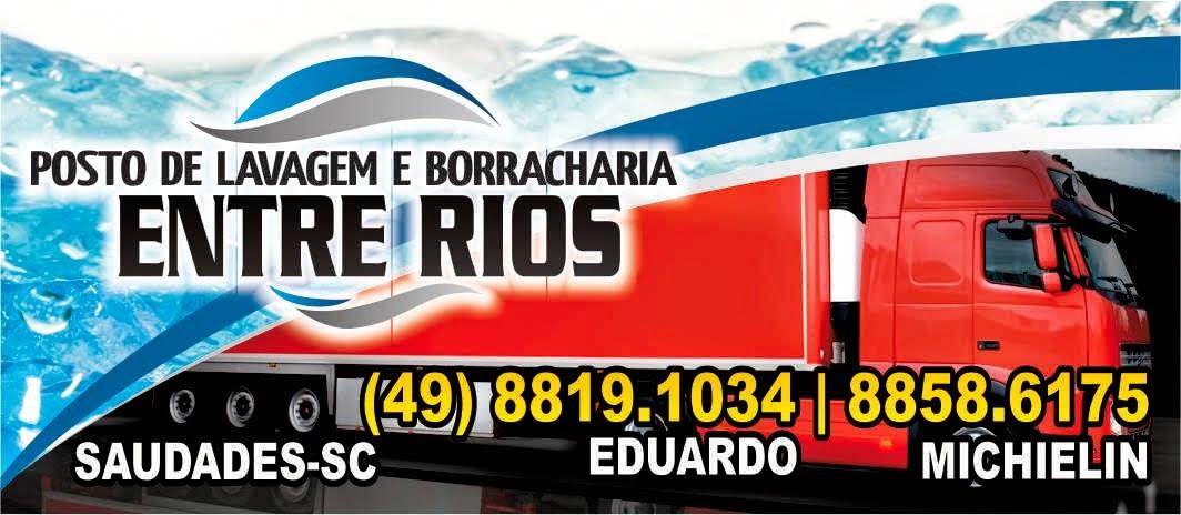 POSTO DE LAVAGEM ENTRE RIOS