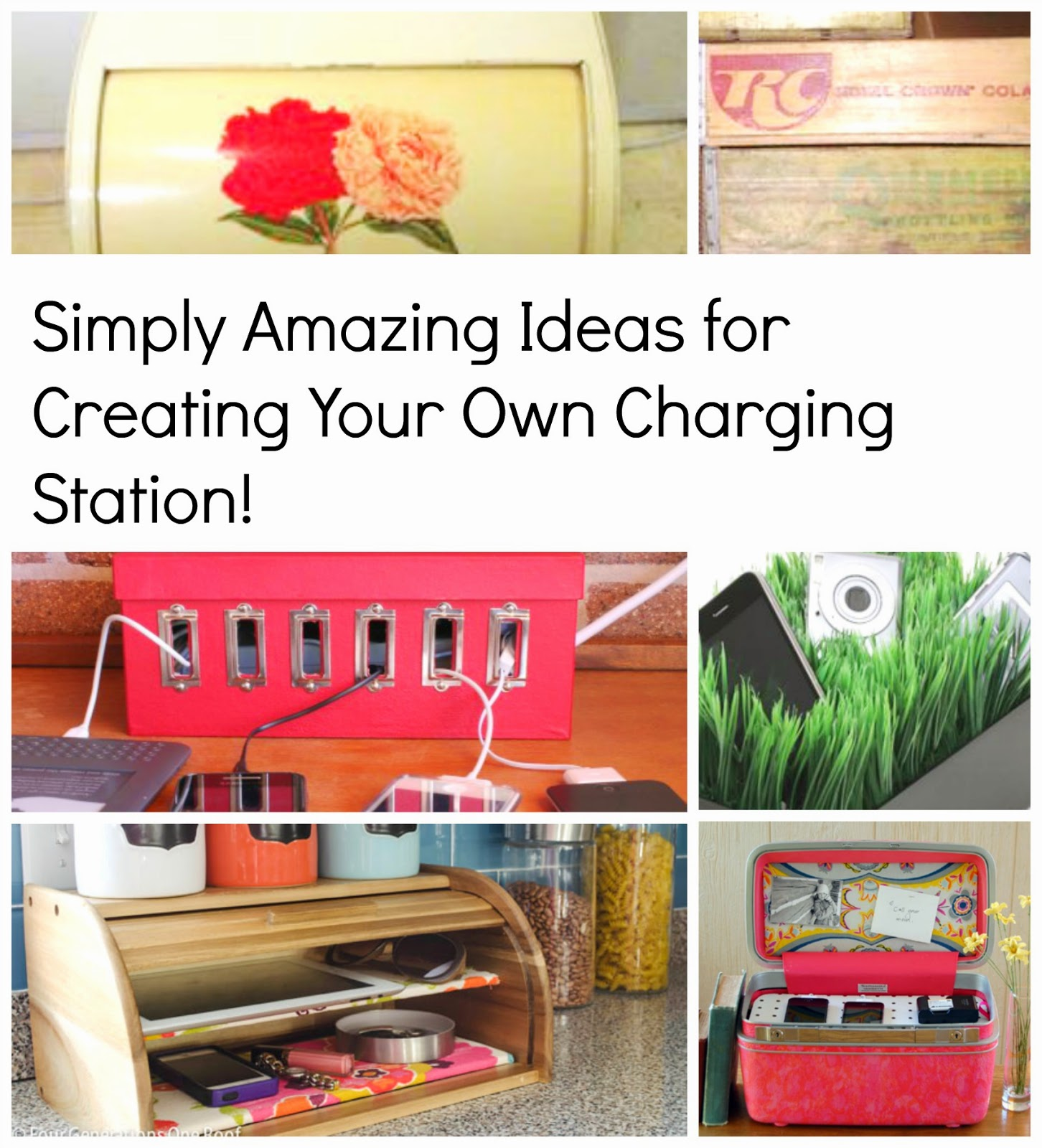 Do You Have Devices Charging All Over Your House Have You