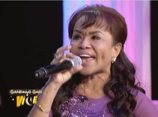Mommy Dionisia Pacquiao sing version of Wreking Ball