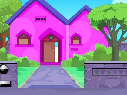 Play TheEscapeGames Cute House…