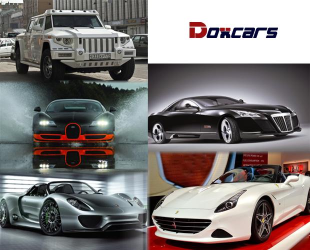 خمس سيارات نتمنى قيادتها في هذا العالم
