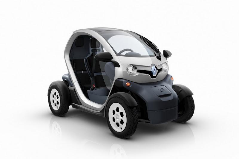 Carro totalmente elétrico fabricado na Espanha
