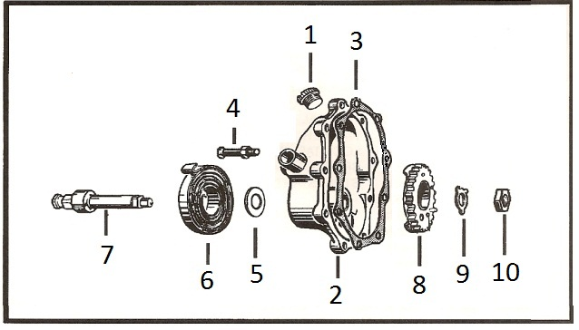 harley clutch release diagram