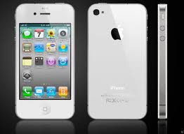 New White Apple iPhone
