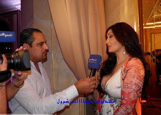 akhbar akhbar, أخبار أخبار: بالصورفضيحة غادة عبد الرازق