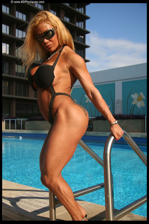 Flavia Crisos Female Muscle Bodybuilder Blog HDPhysiques