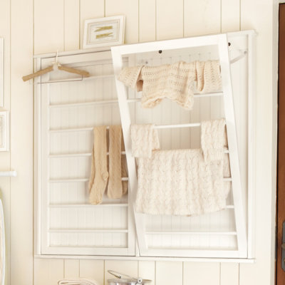 Worthwhile domicile diy laundry drying rack Laundry room drying rack ideas