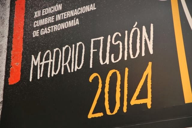 MADRID FUSIÓN 2014. BLOG ESTEBAN CAPDEVILA