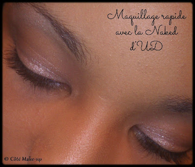 Maquillage Naked Urban Decay