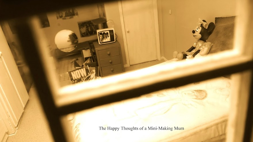 Happy thoughts of a mini making mum