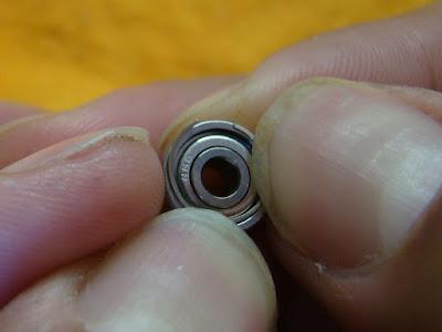 reel bearing
