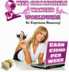 Become a Webcam Model