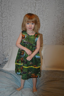 Copycat Moose Dress by Cicely Ingleside