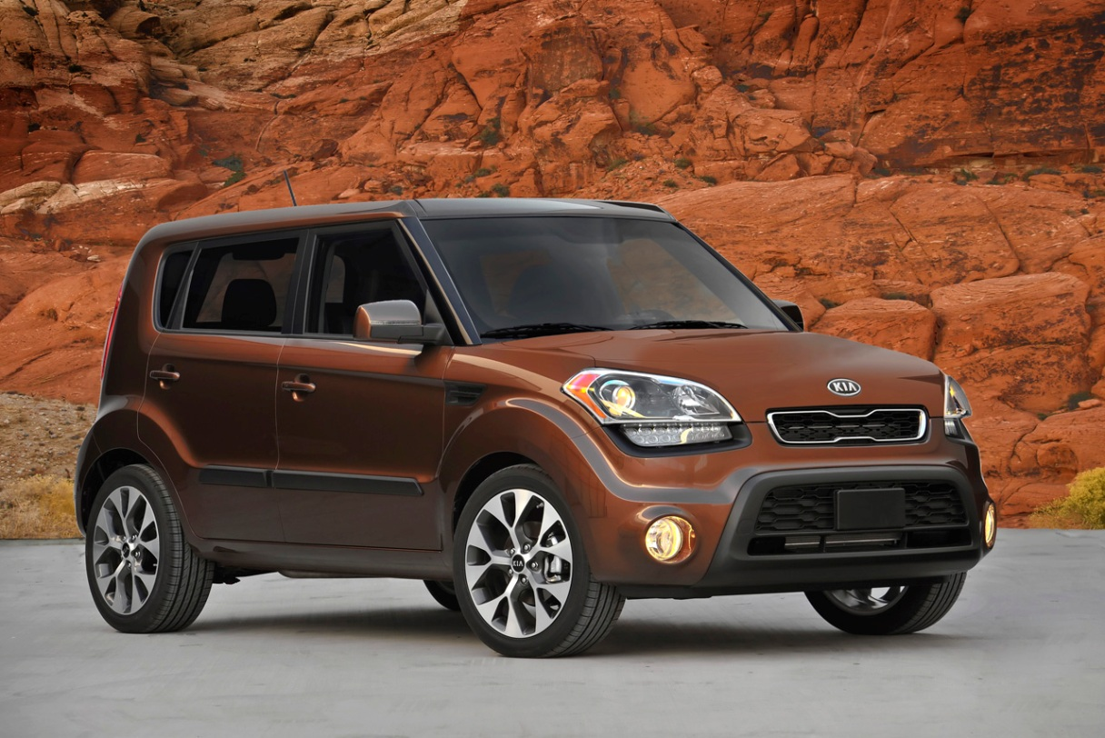 Red Rock Special Edition for the Kia Soul 2012   Cars for sale
