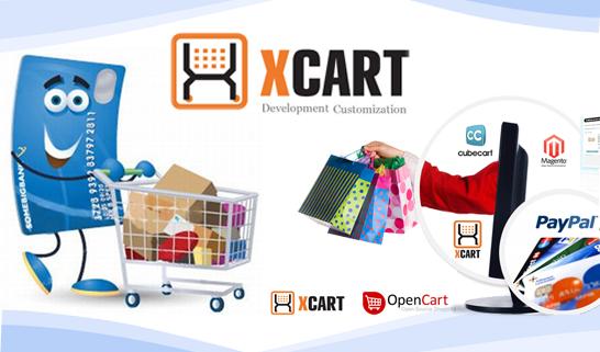 x-cart development and customization india