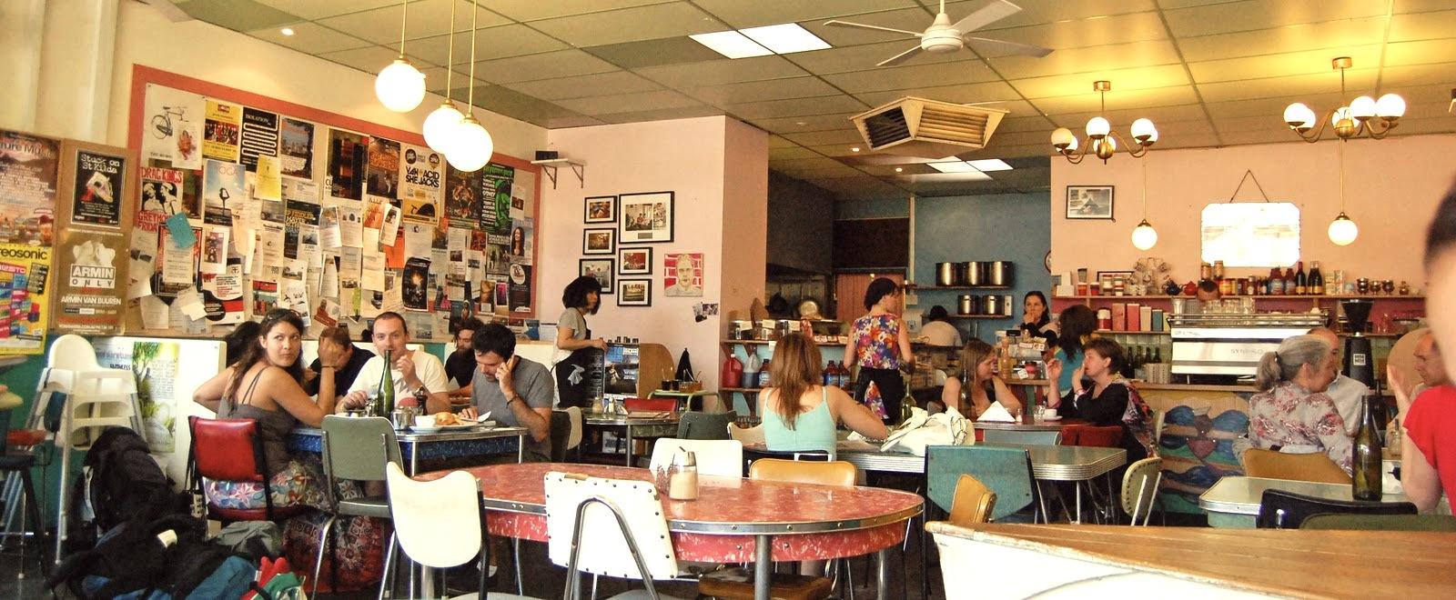 Cafe Peoples Brunch