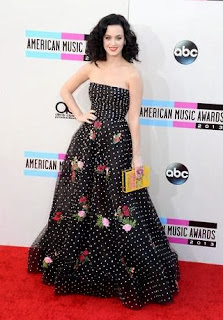 American Music Awards 2013 Fashion
