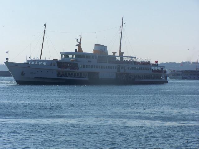 İstanbul ve Vapurlar