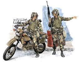GETEM-Grupamento Especial Tático em Motocicletas.