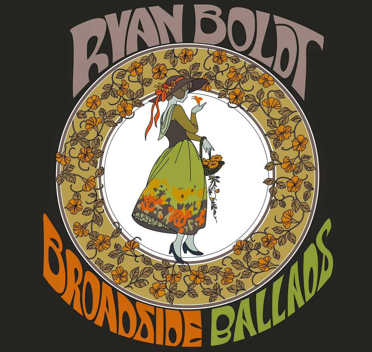 Ryan Boldt - Broadside Ballads