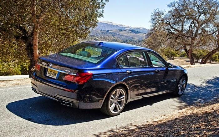 Cho thuê xe 4 chỗ siêu VIP BMW 760li
