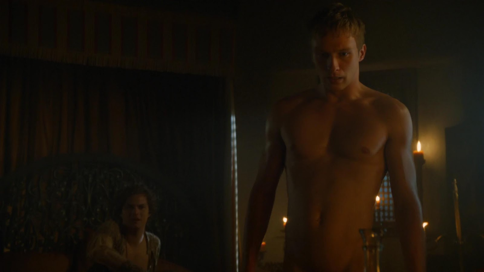 Male nudity on game of thrones